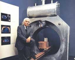 MRI ההיסטוריה של ה-MRI